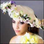 DESIGNER MILLINERY Couture Headwear