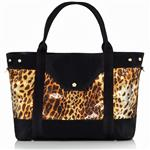 ERIC JAVITS Wild Thing II Large Handled Tote