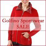 GOLFINO SPORTSWEAR SALE