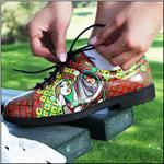 ICON SHOES Printed Golf & Walking Shoes