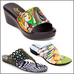 ICON SHOE Walking Sandals & Wedges