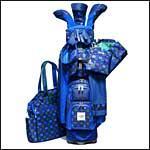 ISAAC MIZRAHI SPORT Designer Golfbags