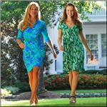 KATHERINE WAY Ladies Print Dresses