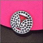 CLIP ON Magnetic Ball Marker Jewelry