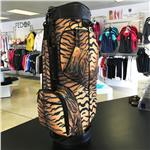 The Tigress Print Classic Style Golf Bag