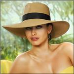 ERIC JAVITS Medium & Large Brim Hats
