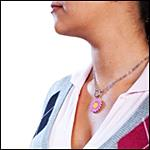 NECKLACE Magnetic Ball Marker Jewelry