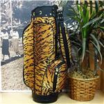 The Tigress Print Classic Style Golf Bag