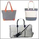 FASHION FABRIC Mid- Weight Totes - Duffels