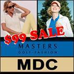 MASTERS/MDC SUPER $99 SALE
