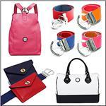 EQUESTRIAN ACCESSORY Belts - Purses - Socks