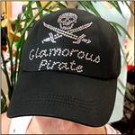 LADY GOLF Sale Glamorous Pirate Baseball Cap