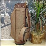 The Golden Tweed Ladies Classic Style Golf Bag